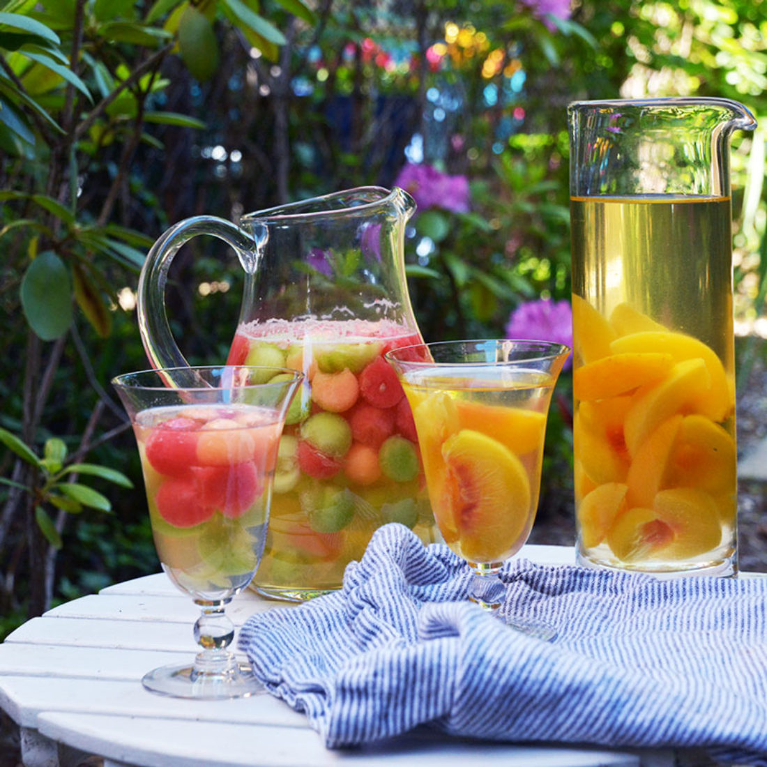 Grillo Summer Fruit Coolers